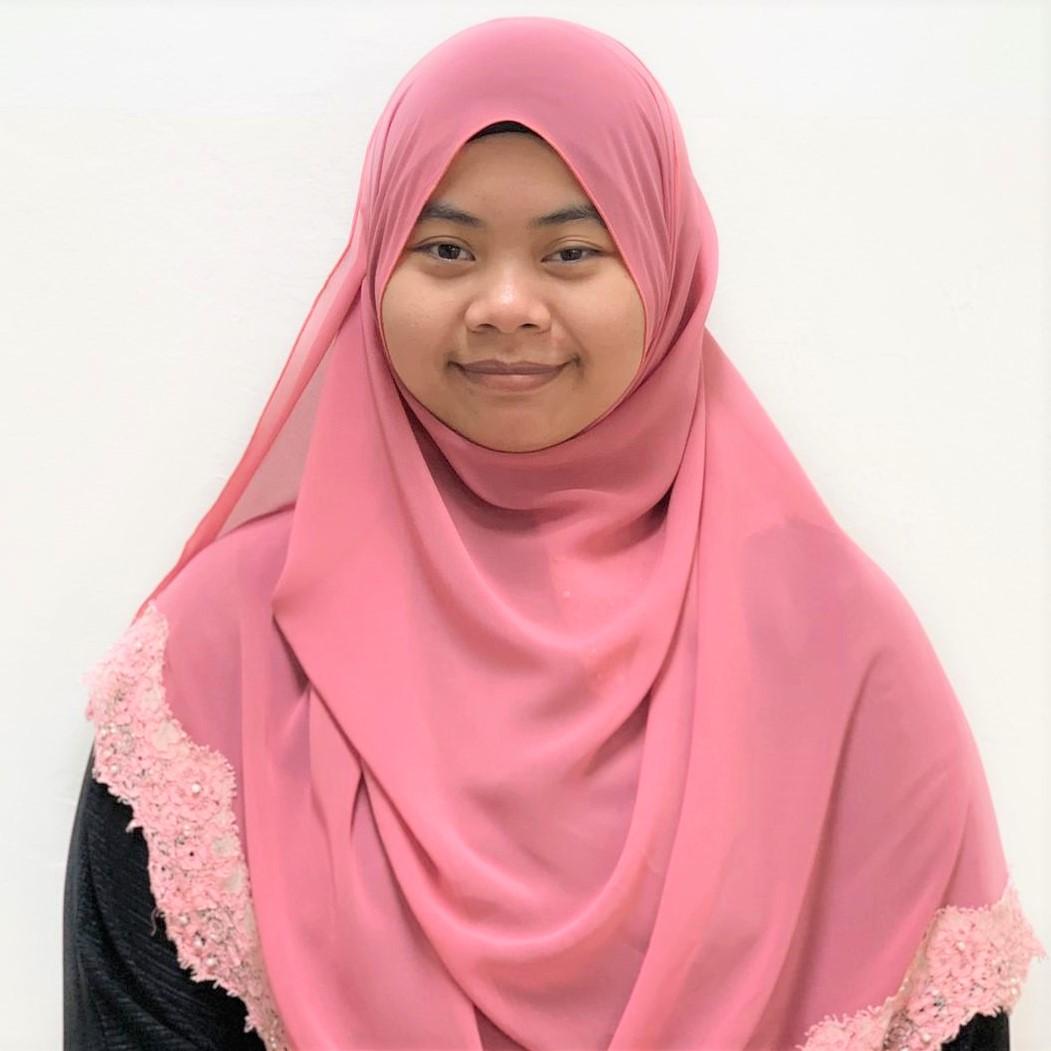 Iffah Diyanah Jamil