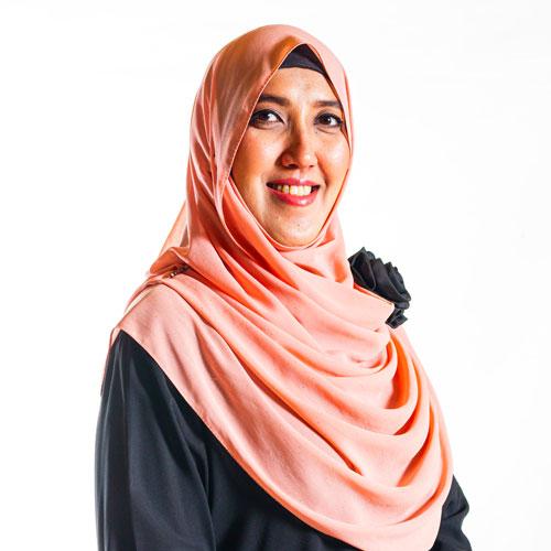 Shariffa Natashah Aljunied