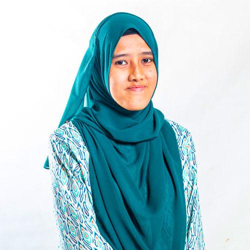 Nur Zahidah Nasuha Md Nasir